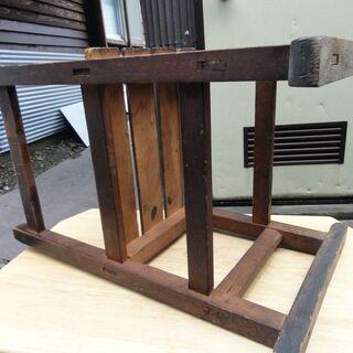 昭和初期の学校の椅子 - 売ります・あげます