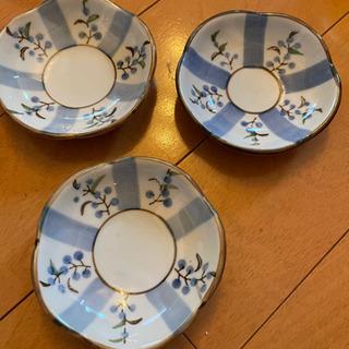 【ネット決済】豆皿 グラス ごはん茶碗セット 浜田山で直接手渡しのみ