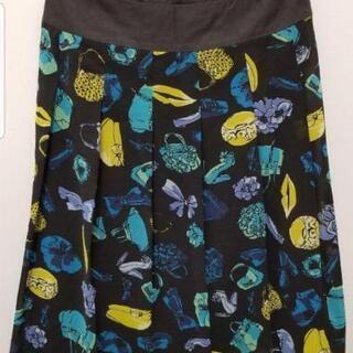 素敵なスカート ウエスト64cm 日本製