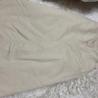 美品/ホワイトデニムスカート