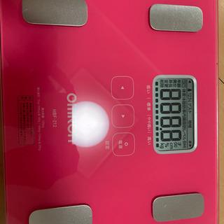 【ネット決済】オムロン 体重体組成計