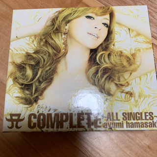 A COMPLETE ALL SINGLES 3CD+1DVD