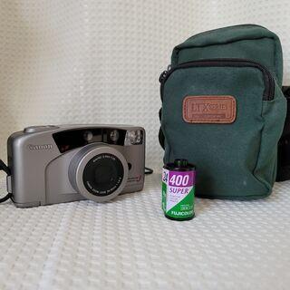 【良品】Canon オートボーイJ フィルムカメラ