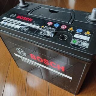 取引中 BOSCH カーバッテリー 80B24L