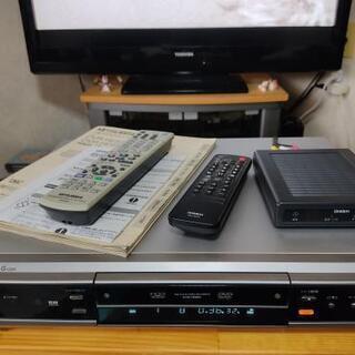取引中 三菱 HDD&DVDレコーダー DVRーHE850 地上...