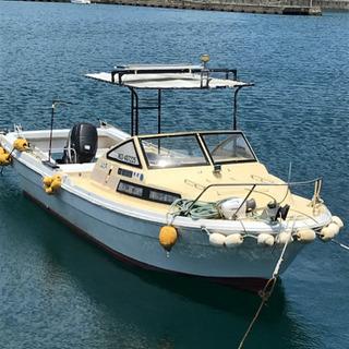 【ネット決済】ヤマハ プレジャーボート 漁船登録済