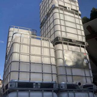 ⑦期間限定特価!中古IBCコンテナ 1トン 液体コンテナ譲ります。