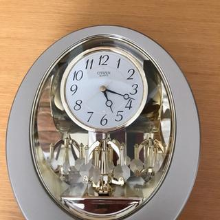 【ネット決済】シチズン 置き時計