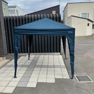 タープテント SOUTH FIELD 中古美品 2m×2m