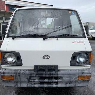 旧車☆S62年 サンバートラック 4MT 0.54cc キャブ車...