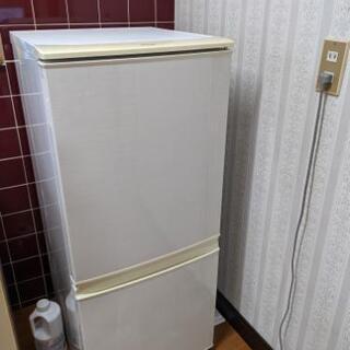 【無料】SHARP冷蔵庫差し上げます