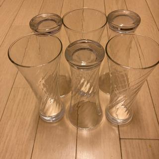 グラス 6コセット IKEA イケア?