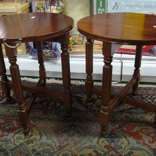 折りたたみサイドテーブル コーヒーテーブル ミニテーブルの画像