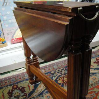 折りたたみサイドテーブル コーヒーテーブル ミニテーブル − 北海道