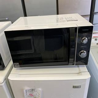 極美品 TOSHIBA 電子レンジ 50/60Hz ER-SM1...
