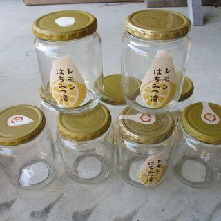 ★整理・長期保管品 長坂養蜂場 ハチミツのビン
