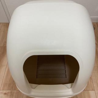 【ネット決済】猫用システムトイレ
