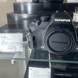 オリンパス ダブルズームデジタル一眼レフカメラ E-420