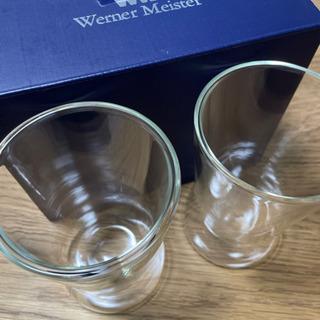 新品未使用✨耐熱二重グラス