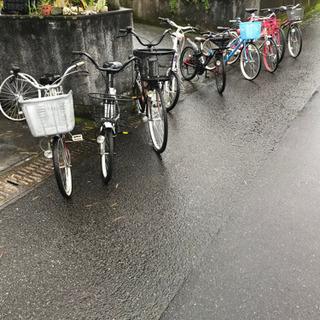 ※プロフ必読※【中古自転車多数あり】3500円〜普通に乗れます。