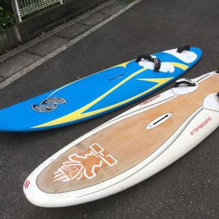 ウィンドサーフィン<ボード> バーレー:WAVE/Star:SL...