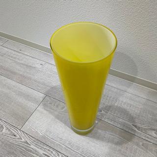 おしゃれ❗️黄色の花瓶