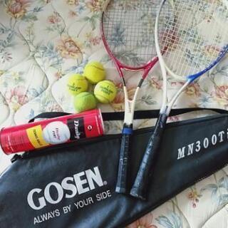 ウエア・テニスラケット