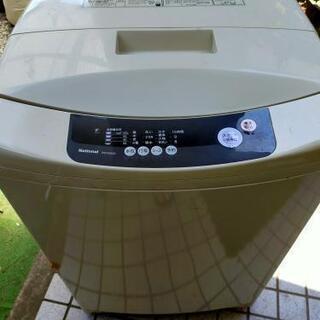 National 洗濯機 ジャンク品