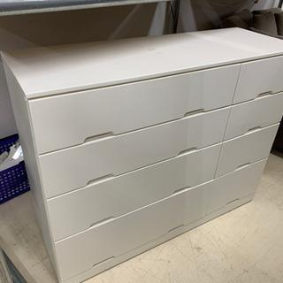 チェスト ホワイト 収納ケース 衣類収納 衣装収納 収納家具
