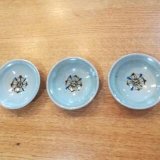 豆皿 3枚 ジャンク
