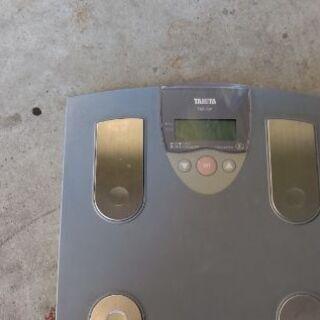 タニタ体重計