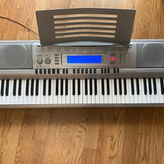 CASIO カシオ 電子ピアノ WK-210  中古品