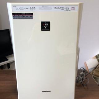 【ネット決済】シャープ 加湿機能付き空気洗浄機