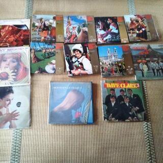 レコード(1)大判13枚  昭和レトロ