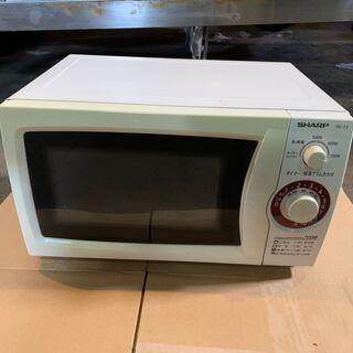 シャープ 単機能 電子レンジ 東日本 50Hz専用 20L…