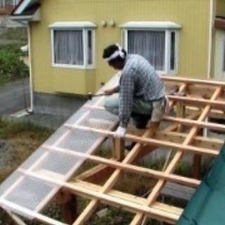 見積もり無料!波板張り替えします。あなたのお家の波板は大丈夫ですか?