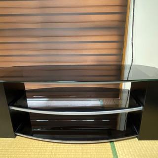 【ネット決済】テレビボード(ブラック)