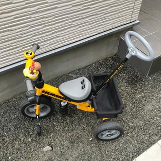 ハマー三輪車
