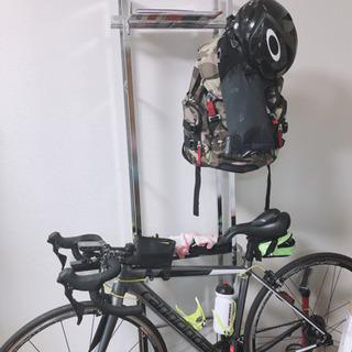 ロードバイクスタンド ロードバイク 2台掛け