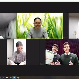 バイリンガルのアメリカ人講師たちと無料オンラインクラス!