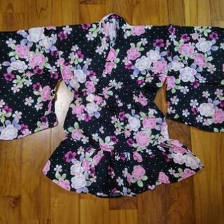 女の子 浴衣120サイズ