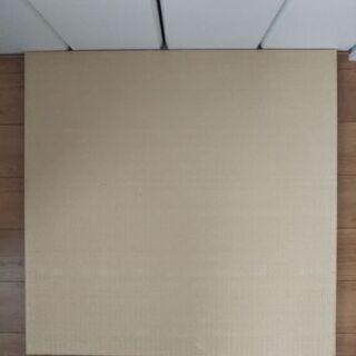 【値下げ】和紙製畳(3畳分)