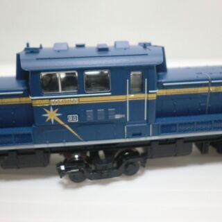 Nゲージ TOMIX JR DD51形ディーゼル機関車(JR北海道色) - 小金井市