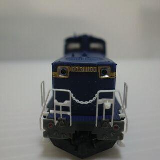 Nゲージ TOMIX JR DD51形ディーゼル機関車(JR北海道色) - おもちゃ
