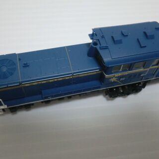 Nゲージ TOMIX JR DD51形ディーゼル機関車(JR北海道色) − 東京都