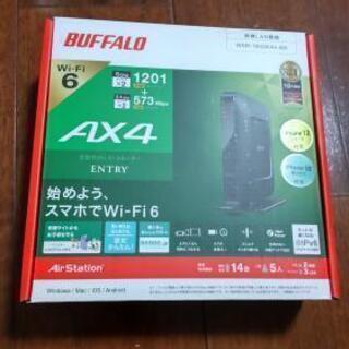 BUFFALO wi-fiルーター 親機