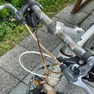 クロスバイク差し上げます