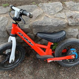 バランスバイクとヘルメットのセット★キックバイク