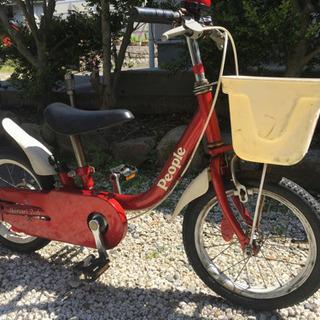 253.幼児用自転車14インチ