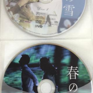 DVD 春の雪